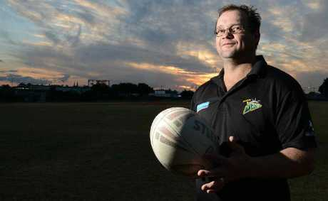 Jets FOGS Cup coach Todd Brown is backing his team to make the semi-finals.