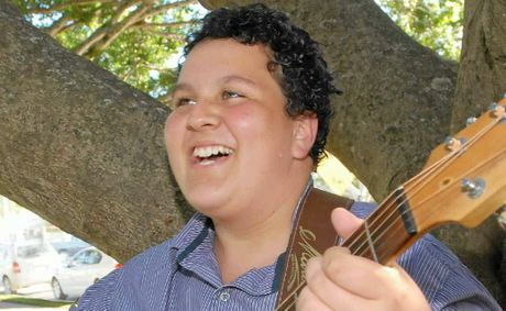 Mackay North State High School student Judah Kelly is carving out a music career for himself. The talented 15-year-old made it through to the X Factors boot camp in Sydney.