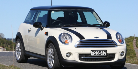 The Mini Cooper D tops the list.