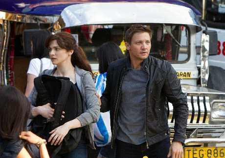 Jeremy Renner and Rachel Weisz star in the The Bourne Legacy, the fourth film in the espionage franchise.