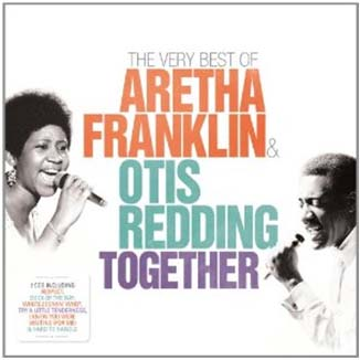 Otis Redding and Aretha Franklin are soul legends
