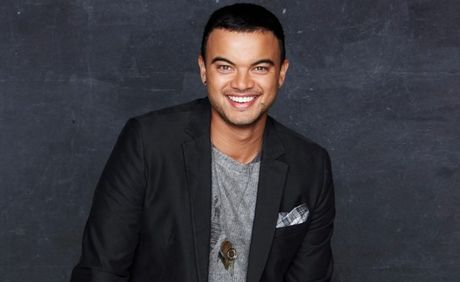 Guy Sebastian is a judge on the TV series The X Factor Australia.