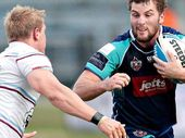 IN-FORM three-quarter Mitchell Buckett says he will &quot;keep plugging away&quot; in his quest to earn his NRL debut at premiership powerhouse South Sydney.