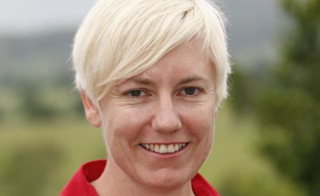 Greens MP Cate Faehrmann.