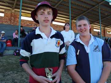 Southern Downs Primary Schools Athletics Carnival.