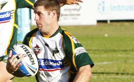 Ipswich Jets winger Jarred McInally provided a positive performance in his team's defeat yesterday.