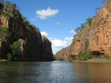 Katherine Gorge.
