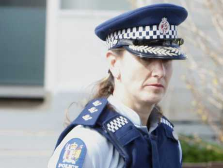 Inspector Tracy Phillips