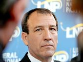 THE Coalition is standing behind Mal Brough as the Government continues to call for him to be sacked as the Liberal National Partys candidate for Fisher.