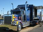 Graham Harsant's photos from the recent vintage Truck and Tractor Show at Dubbo.