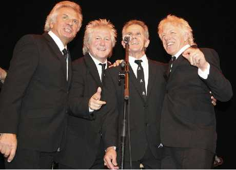 STILL ROCKING: Herman's Hermits are starting their New Zealand tour at the Oamaru Opera House on September 12.