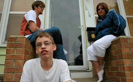 A scene from the American documentary movie Bully, which is yet to be screened in Rockhampton.