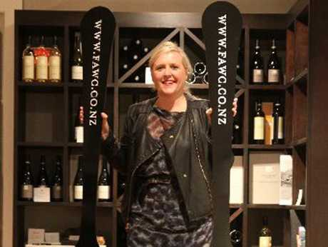 Hawke's Bay Tourism general manager Annie Dundas