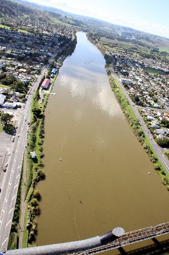 The health and wellbeing of the Whanganui River is the focus of a Treaty settlement with Whanganui Iwi.PHOTO/FILE