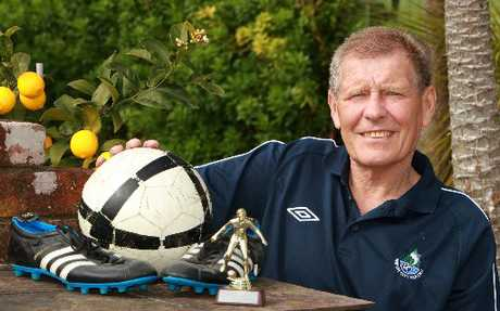 Roy Stanger has been there and done it as a winning player and coach for the Rovers.