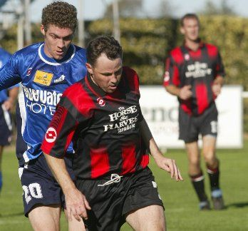"""It was a bit of a nothing game so it was hard for us to get up for it,"" Taradale player/co-coach Warren Gilbertson said after going down 2-1 to Promotem Napier City Rovers at Taradale Park on Saturday."