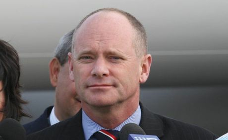 Queensland Premier Campbell Newman said he would not seek a mandate to sell-off the state's major assets at the next election.