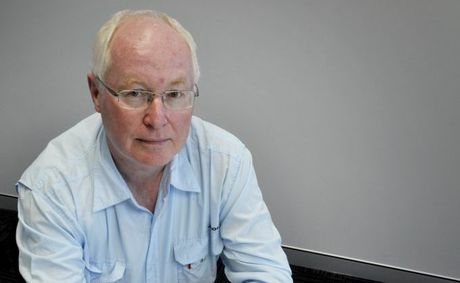 Toowoomba carer Patrick Boyce was offended to receive an email from a government department that wished his family a Merry Christmas and informed him that some of his son's funding would be cut.