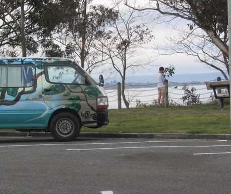 Freedom campers will not be fined if they break rules in Tauranga.