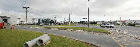 FUNDING DECLINED: The future of Wanganui's planned Heads Rd roundabout is uncertain.