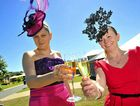 Kelly Cavanagh and Kim Jacobsen have organised this year's Caulfield Cup at the Gladstone Turf Club.