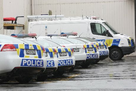 A man who objected to his partner being arrested in Whangarei ended up visiting police cells too.