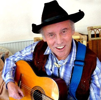 New Zealand's singing cowboy, Jock Hume.
