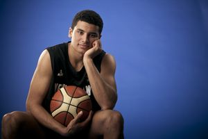 Tai Webster is in the Tall Blacks and has been offered a basketball scholarship in US.