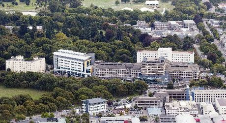 Christchurch Hospital has been playing catch-up after the earthquakes.