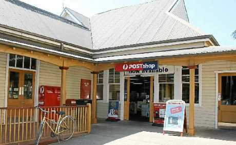 VALUED: The Byron Bay Post Office.
