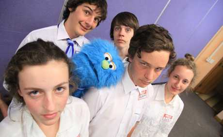 DoubleMask Drama students will star in upcoming musical production 'Shakespeare Story' at the Murwillumbah Civic Centre.