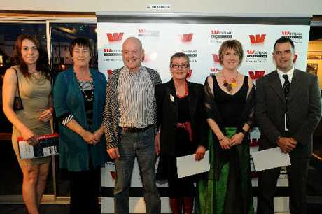 Finalists in the Hawke's Bay Regional Council Innovation Award category. Photo / Time Whittaker