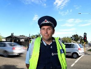 Hawke&#39;s Bay Road Policing Sergeant Clint Adamson. Photo / File