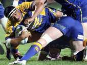 The Counties-Manukau Steelers produced a dazzling display of attacking rugby last night to thump Bay of Plenty 47-13 at Ecolight Stadium in Pukekohe.