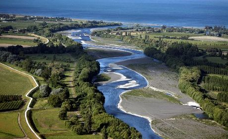 The Tukituki River. FILE