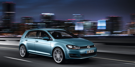 The 2013 VW Golf, that was launched in Berlin this week