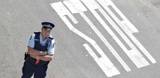 Western Bay of Plenty road policing Sergeant Wayne Hunter
