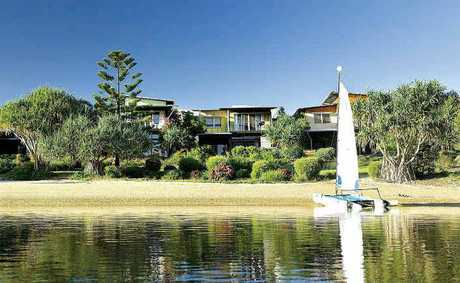 Enjoy the facilities at Twin Waters on the beautiful Sunshine Coast.