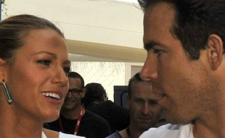 Blake Lively Salary on Blake Lively And Ryan Reynolds Are Married