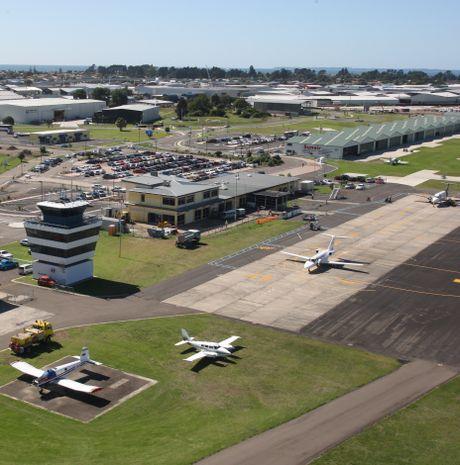 Sân bay Tauranga