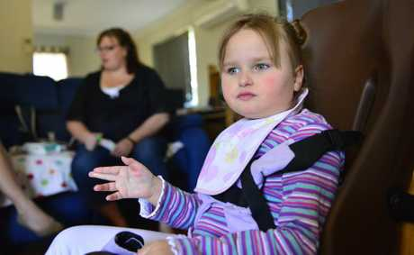 September marks three years since 4 year old Shontae Denniss was disagnosed with Rett syndrome.