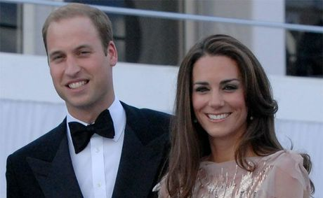 Prince William and Duchess Catherine