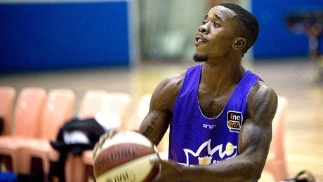 GAME BREAKER: Sydney Kings import Corin Henry will be one to watch when they take on the Townsville Crocodiles tonight.