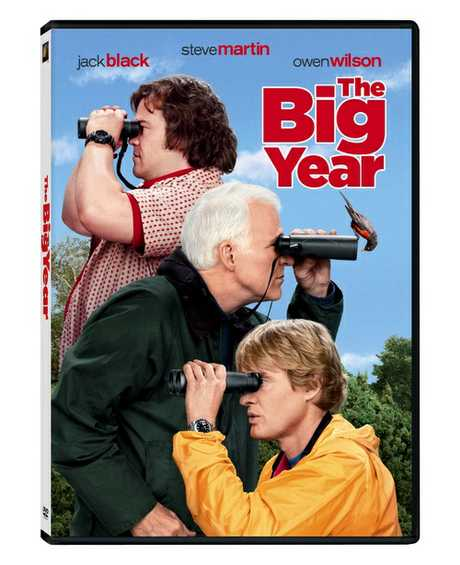 The big year isn't the funniest comedy but its worth a look.
