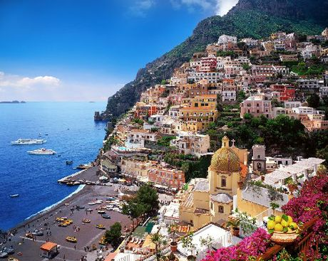 GORGEOUS: Positano.