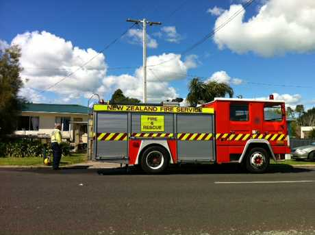 Volunteer fire fighters from Maketu and Te Puke were called to a house fire in Maketu this morning.