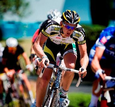 FINAL FLING: Sam Horgan will be part of the final Subway team to race in the Taupo to Napier Classic on Saturday.