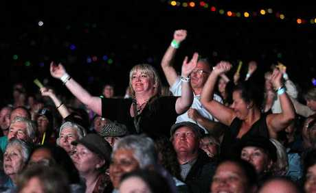Rod Stewart rocked the mission concert this year. So who will it be for 2013?