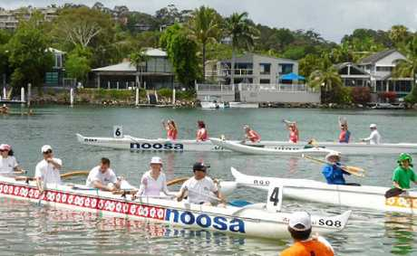 Its time to organise your corporate team for the Noosa Outrigger Clubs Corporate Day on October 14.
