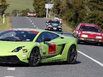 Targa New Zealand 2012 starts on October 23